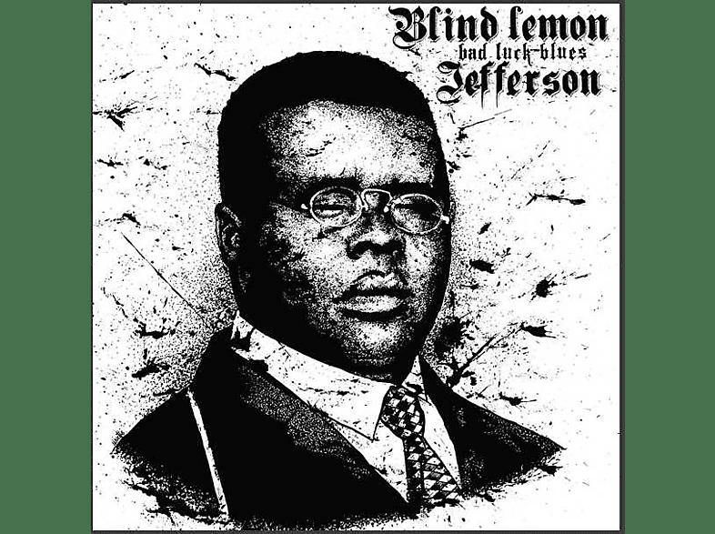 Blind Lemon Jefferson - Bad Luck Blues [Vinyl]