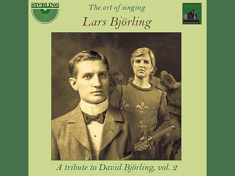 Björling,Lars/Ebert,Harry/Lignell,Brita/+ - The art of singing-Lars Björling [CD]