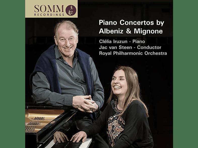 Royal Philharmonic Orchestra, Clelia Iruzun - Klavierkonzerte von Albeniz & Mignone [CD]