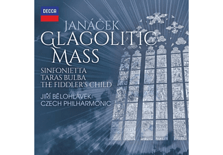 Jiri Belohlavek, Czech Philharmonic - Glagolitic Mass  - (CD)