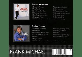 Frank Mickael - Coffret 2CD (Ecouter les femmes & Bonjour l'amour)  - (CD)