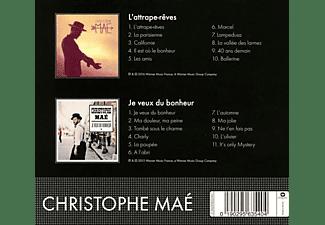 Christophe Maé - Coffret 2CD (L'attrape-rêves & Je veux du bonheur)  - (CD)