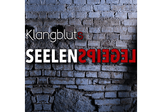 Klangblut - Seelenspiegel  - (CD)