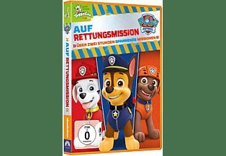 Paw Patrol: Auf Rettungsmission DVD