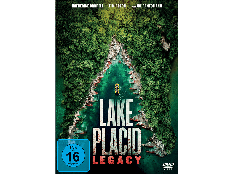 Lake Placid - Legacy [DVD]
