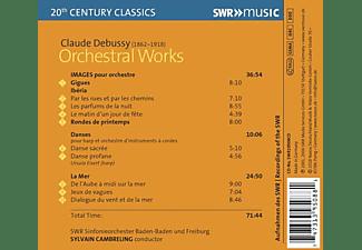 Sylvain & Soswr Cambreling - Orchesterwerke  - (CD)