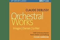 Sylvain & Soswr Cambreling - Orchesterwerke [CD]