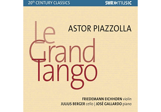 Eichhorn,Friedemann/Berger,Julius/Gallardo,José - Le Grand Tango  - (CD)