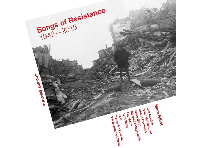 Marc Ribot - Songs Of Resistance 1942-2018 [Vinyl]