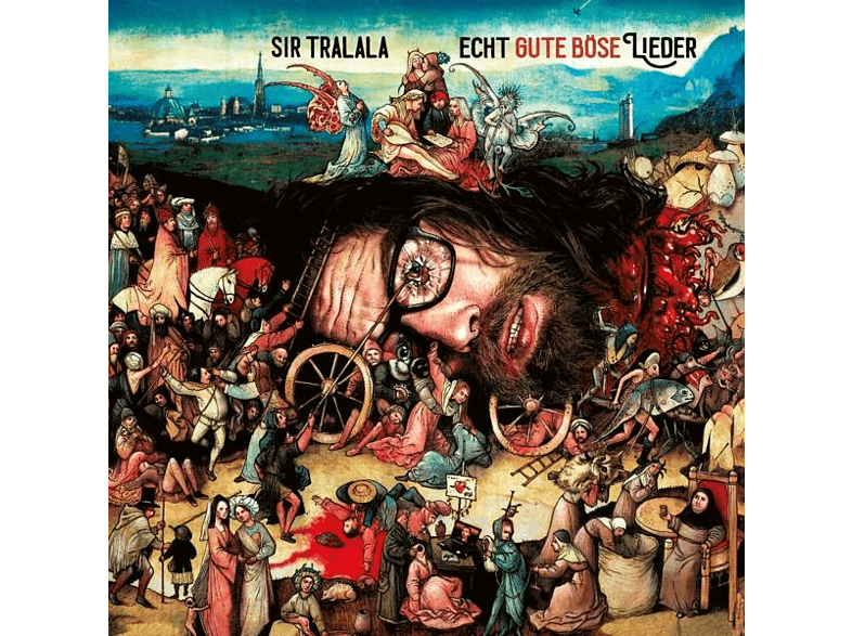 Sir Tralala - Echt Gute Böse Lieder [CD]