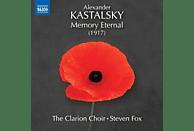 Steven/the Clarion Choir Fox - Memory Eternal (1917) [CD]