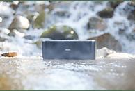 DOCKIN 213695 D Fine Bluetooth Lautsprecher, Schwarz
