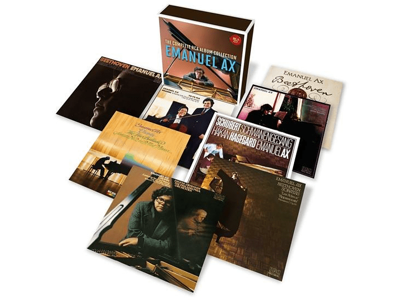 Emanuel Ax - Emanuel Ax-The Complete RCA Album Collection [CD]