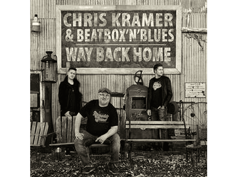 Chris Kramer, Beatbox 'n' Blues - Way Back Home [CD]