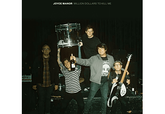Joyce Manor - Million Dollars To Kill Me - (CD)
