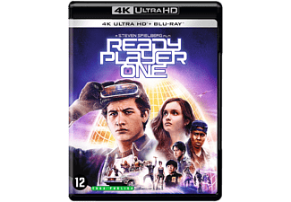 Ready Player One - 4K Blu-ray
