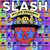 Slash, Myles Kennedy, The Conspirators - Living The Dream [CD]