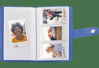 FUJIFILM Instax mini 9 striped Fotoalbum, Cobalt blue