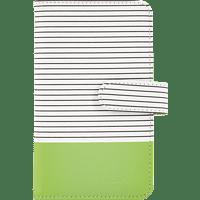 FUJIFILM Instax mini 9 striped Fotoalbum   , Lime Green