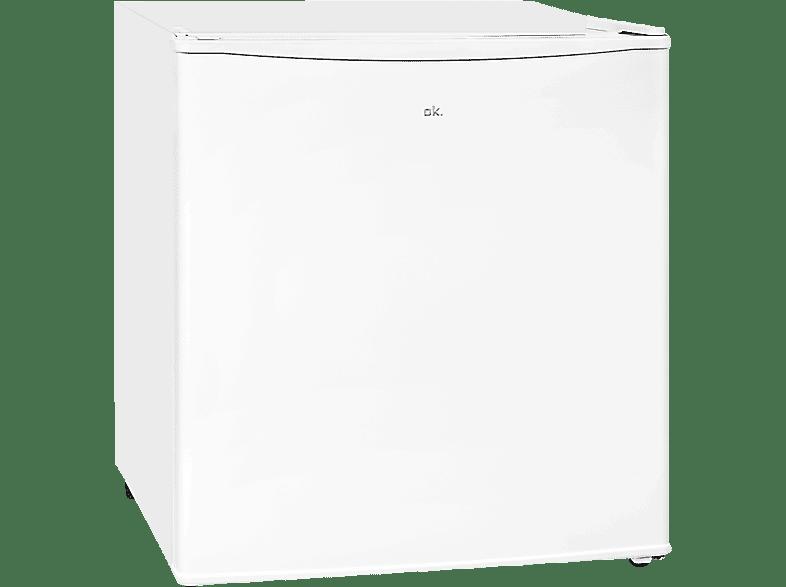 OK. OFR 10021 A2 Kühlschrank (84 kWh/Jahr, A++, 510 mm hoch, Weiß)