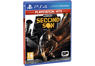 Infamous - Second Son PlayStation 4