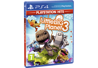 Little Big Planet 3 PlayStation 4