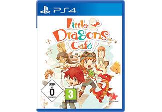 Little Dragons Cafe - [PlayStation 4]