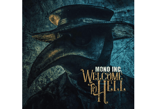 Mono Inc. - Welcome To Hell [CD]