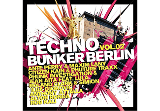 VARIOUS - Techno Bunker Berlin Vol.2 [CD]