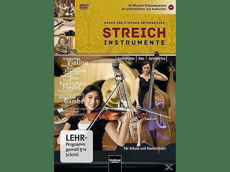 Streichinstrumente [DVD + CD]