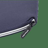 CRUMPLER BASE LAYER Notebooktasche, Sleeve, 15 Zoll, Blau