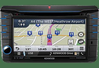 KENWOOD. Navitainer DNX518VDABS mit 17,7 cm Wide VGA-Monitor und DAB+ für VW, Skoda und Seat