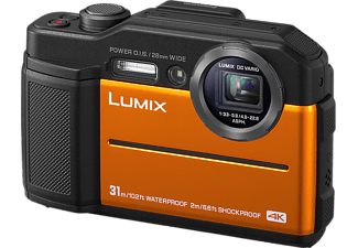PANASONIC Compact camera DC-FT7 Oranje (DC-FT7EF-D)