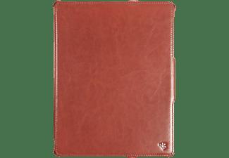 GECKO Cover Slimfit Tablethülle Bookcover für Apple, Braun