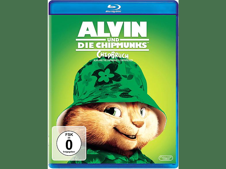 Alvin und die Chipmunks 3 - Chipbruch [Blu-ray]