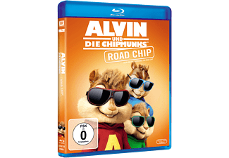 Alvin und die Chipmunks: Road Chip Blu-ray