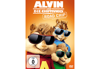 Alvin und die Chipmunks: Road Chip DVD
