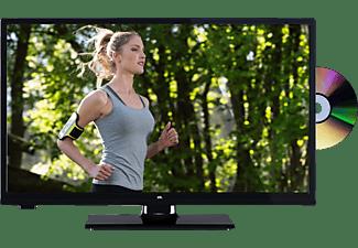OK. OLE 24651H-TB DVD 12V LED TV (Flat, 24 Zoll / 60 cm, HD-ready, Linux)