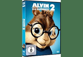 Alvin und die Chipmunks 2 DVD