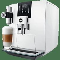JURA J6 Kaffeevollautomat Piano White