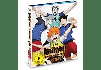 Haikyu!! Season 2 - Vol. 2 (Episode 07-13) Blu-ray