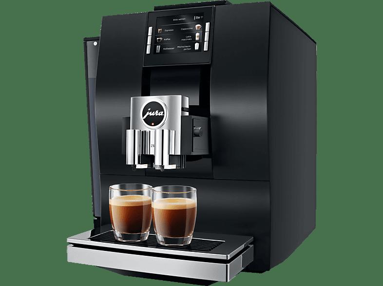 JURA Z6 Kaffeevollautomat Aluminium/Schwarz
