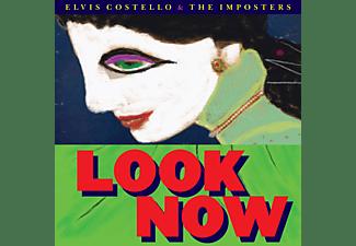 Elvis Costello, The Imposters - Look Now  - (Vinyl)