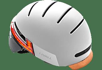 LIVALL BH51T (Fahrradhelm, 55-61 cm, Grau)