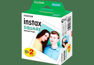 Película fotográfica - Fujifilm Colorfilm Instax Square, 20 fotografías
