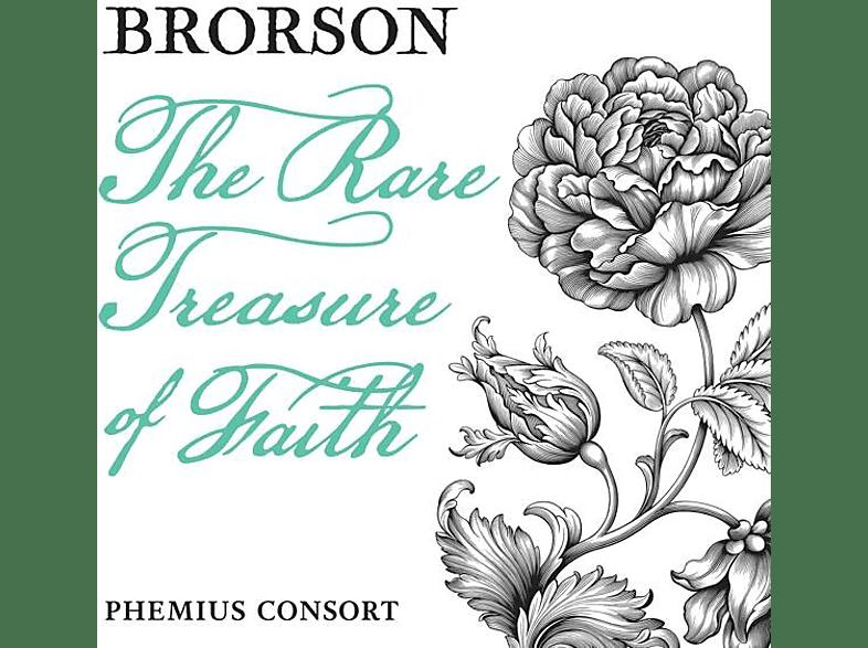 Phemius Consort - The Rare Treasures of Faith [CD]