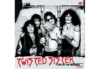 Twisted Sister - Live At The Marquee 1983  - (Vinyl)