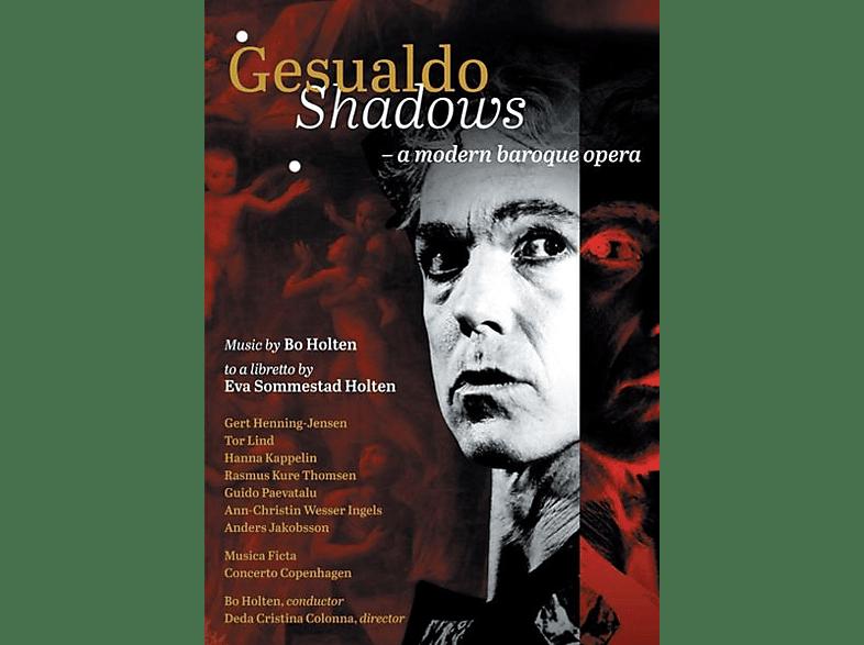 Henning-Jensen/Lind/Holten/Concerto Copenhagen/+ - Gesualdo-Shadows [DVD]