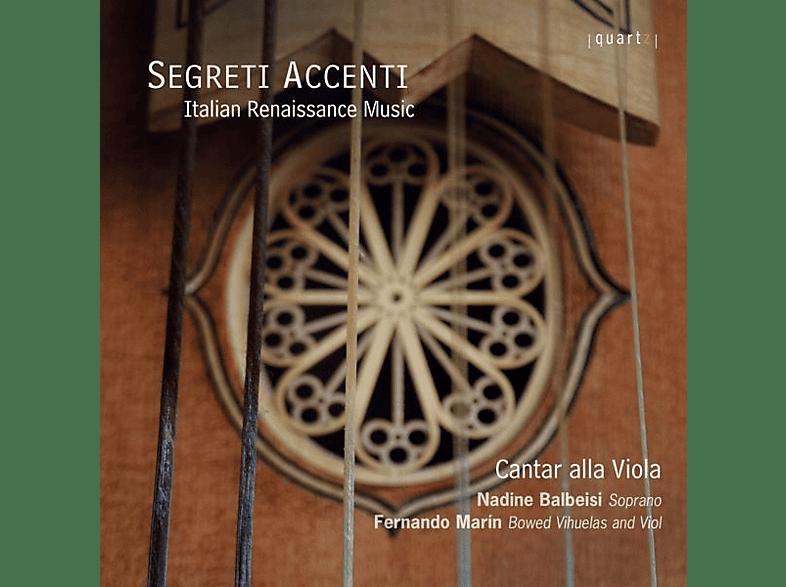 Balbeisei,Nadine/Marin,Fernando - Segreti Accenti [CD]