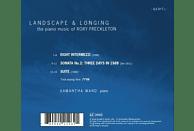 Samantha Ward - Landscape & Longing [CD]